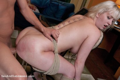 Photo number 10 from The Agreement: Slave Wife Cherry Torn shot for Sex And Submission on Kink.com. Featuring Xander Corvus and Cherry Torn in hardcore BDSM & Fetish porn.
