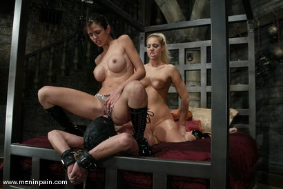 Photo number 7 from shy love, Hollie Stevens and Gallant Reflex shot for Men In Pain on Kink.com. Featuring Gallant Reflex, shy love and Hollie Stevens in hardcore BDSM & Fetish porn.