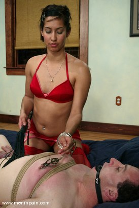Photo number 5 from Isis Love and mini shot for Men In Pain on Kink.com. Featuring Isis Love and mini in hardcore BDSM & Fetish porn.