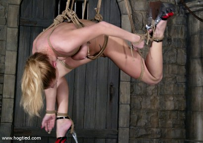 Photo number 11 from Lew Rubens and Livia Choice shot for Hogtied on Kink.com. Featuring Livia Choice and Lew Rubens in hardcore BDSM & Fetish porn.