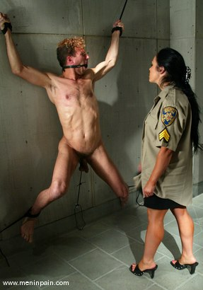Photo number 1 from Cherokee and Sebastian shot for Men In Pain on Kink.com. Featuring Cherokee and Sebastian in hardcore BDSM & Fetish porn.