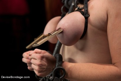 Photo number 4 from Marco Polo - Bella Rossi - Complete Edited Live Show shot for Device Bondage on Kink.com. Featuring Bella Rossi, Selena Kyle and Mz Berlin in hardcore BDSM & Fetish porn.