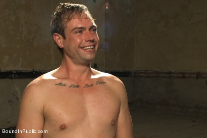 Photo number 15 from The Victim Game - BIP doms turn on one of their own shot for Bound in Public on Kink.com. Featuring Will Jasper, Brenn Wyson, John Jammen and Master Avery in hardcore BDSM & Fetish porn.