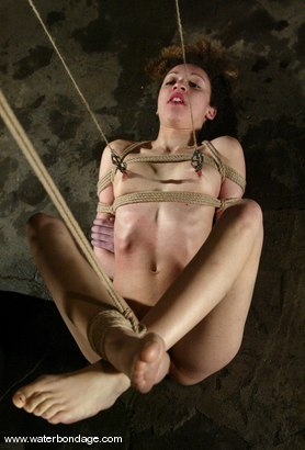 Photo number 7 from Jamie shot for Water Bondage on Kink.com. Featuring Jamie in hardcore BDSM & Fetish porn.