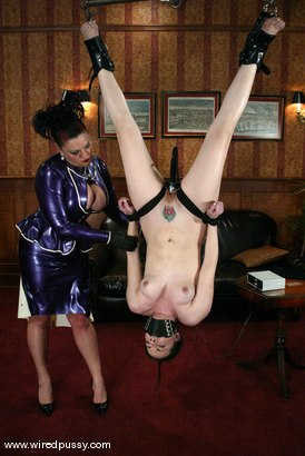 Photo number 12 from Dana DeArmond and Betka Schpitz shot for Wired Pussy on Kink.com. Featuring Betka Schpitz and Dana DeArmond in hardcore BDSM & Fetish porn.