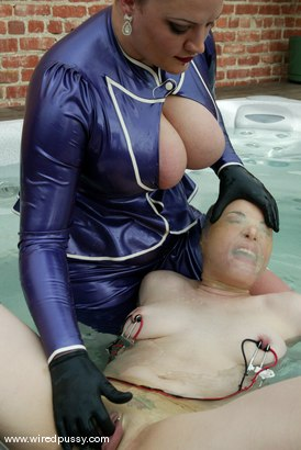 Photo number 7 from Dana DeArmond and Betka Schpitz shot for Wired Pussy on Kink.com. Featuring Betka Schpitz and Dana DeArmond in hardcore BDSM & Fetish porn.
