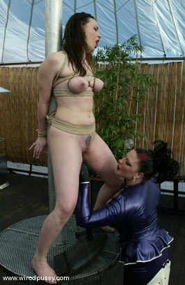 Photo number 8 from Dana DeArmond and Betka Schpitz shot for Wired Pussy on Kink.com. Featuring Betka Schpitz and Dana DeArmond in hardcore BDSM & Fetish porn.