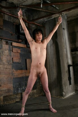 Photo number 7 from Men In Pain Bondage Tutorial<br>Part 2: shot for Men In Pain on Kink.com. Featuring Scott Lee in hardcore BDSM & Fetish porn.