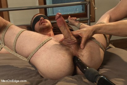Kinky Stud Dayton O'Connor Bound and Edged