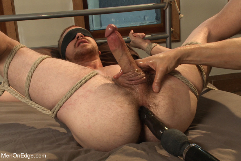 Men in bondage gay sex
