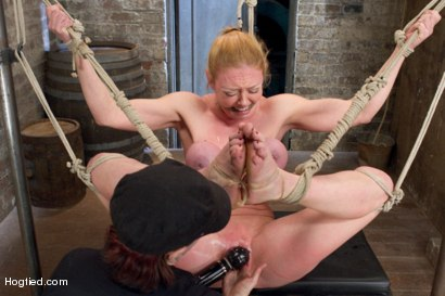 Photo number 1 from Darling - Complete Edited Live Show shot for Hogtied on Kink.com. Featuring Dee Williams in hardcore BDSM & Fetish porn.
