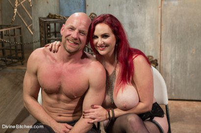 Photo number 10 from Welcome Mz Berlin to Divine Bitches! shot for Divine Bitches on Kink.com. Featuring Mz Berlin and Chad Rock in hardcore BDSM & Fetish porn.