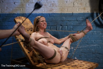 Photo number 14 from The Training of an Anal Slut, Day One shot for The Training Of O on Kink.com. Featuring Penny Pax in hardcore BDSM & Fetish porn.