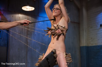 Photo number 8 from The Training of an Anal Slut, Day One shot for The Training Of O on Kink.com. Featuring Penny Pax in hardcore BDSM & Fetish porn.