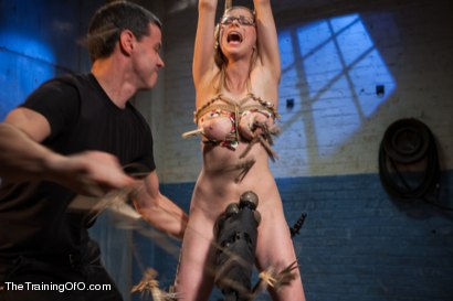 Photo number 10 from The Training of an Anal Slut, Day One shot for The Training Of O on Kink.com. Featuring Penny Pax in hardcore BDSM & Fetish porn.