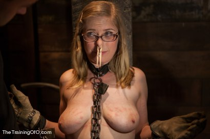 Photo number 13 from The Training of an Anal Slut, Day One shot for The Training Of O on Kink.com. Featuring Penny Pax in hardcore BDSM & Fetish porn.