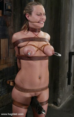 Photo number 4 from Harmony shot for Hogtied on Kink.com. Featuring Harmony in hardcore BDSM & Fetish porn.
