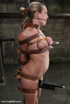 Photo number 5 from Harmony shot for Hogtied on Kink.com. Featuring Harmony in hardcore BDSM & Fetish porn.