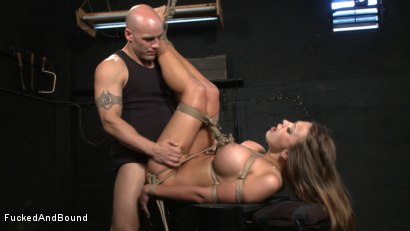 Photo number 15 from Tables are Turned shot for Fucked and Bound on Kink.com. Featuring Derrick Pierce and Nika Noire in hardcore BDSM & Fetish porn.