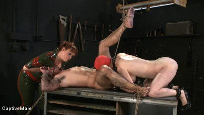 Photo number 11 from Earning Sex shot for Captive Male on Kink.com. Featuring Cherry Torn, Daac Ramsey and Julie Simone in hardcore BDSM & Fetish porn.