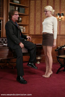 Photo number 1 from Kurt Lockwood and Staci Thorn shot for Sex And Submission on Kink.com. Featuring Kurt Lockwood and Staci Thorn in hardcore BDSM & Fetish porn.