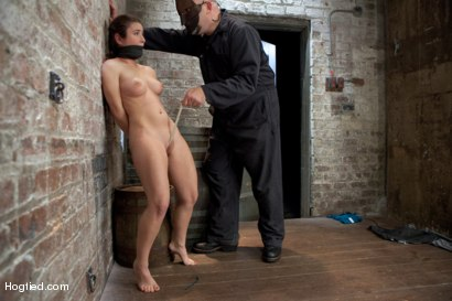 Photo number 3 from Sgt Major Returns Dominating Serena Blair shot for Hogtied on Kink.com. Featuring Sgt. Major and Serena Blair in hardcore BDSM & Fetish porn.