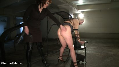 Photo number 1 from Slutty Secretary  shot for Chantas Bitches on Kink.com. Featuring Lorelei Lee and Julie Simone in hardcore BDSM & Fetish porn.