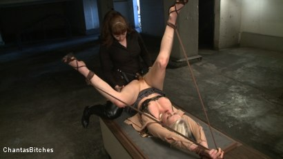 Photo number 13 from Slutty Secretary  shot for Chantas Bitches on Kink.com. Featuring Lorelei Lee and Julie Simone in hardcore BDSM & Fetish porn.