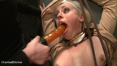 Photo number 7 from Slutty Secretary  shot for Chantas Bitches on Kink.com. Featuring Lorelei Lee and Julie Simone in hardcore BDSM & Fetish porn.