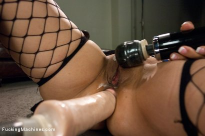 Photo number 11 from Her Ass is Swallowing UP some serious Machine Cock shot for Fucking Machines on Kink.com. Featuring Dana Vespoli in hardcore BDSM & Fetish porn.
