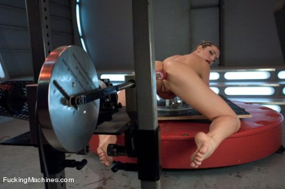 Photo number 7 from This Girl is BLOWING UP: Hot, lean, tall and takes it in the Ass! shot for Fucking Machines on Kink.com. Featuring Dahlia Sky in hardcore BDSM & Fetish porn.
