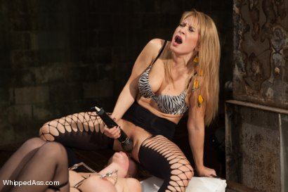 Photo number 3 from Snobby Bitch shot for Whipped Ass on Kink.com. Featuring Lea Lexis and Krissy Lynn in hardcore BDSM & Fetish porn.