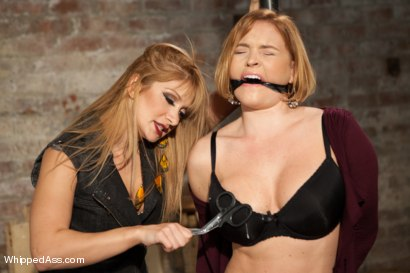 Photo number 14 from Snobby Bitch shot for Whipped Ass on Kink.com. Featuring Lea Lexis and Krissy Lynn in hardcore BDSM & Fetish porn.