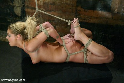 Photo number 6 from Hollie Stevens shot for Hogtied on Kink.com. Featuring Hollie Stevens in hardcore BDSM & Fetish porn.