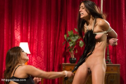 Photo number 3 from Bad Luck Lesbians! A lesbian cuckold stepmother/daughter drama shot for Whipped Ass on Kink.com. Featuring Brooklyn Lee, Francesca Le  and Lyla Storm in hardcore BDSM & Fetish porn.