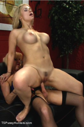 Photo number 11 from Glory Holes, Head Mistress Cock and Foreign Exchange Girls shot for TS Pussy Hunters on Kink.com. Featuring Joanna Jet and Sarah Vandella in hardcore BDSM & Fetish porn.