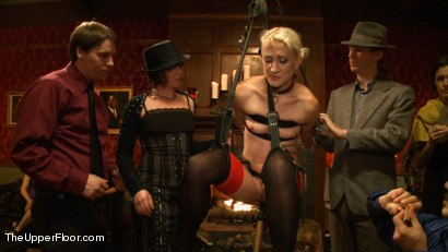 Photo number 1 from Odile's Penance shot for The Upper Floor on Kink.com. Featuring Dylan Ryan and Odile in hardcore BDSM & Fetish porn.