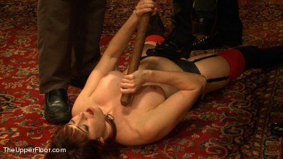 Photo number 3 from Odile's Penance shot for The Upper Floor on Kink.com. Featuring Dylan Ryan and Odile in hardcore BDSM & Fetish porn.
