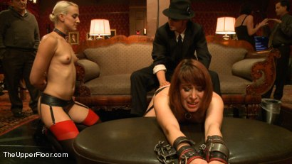 Photo number 6 from Odile's Penance shot for The Upper Floor on Kink.com. Featuring Dylan Ryan and Odile in hardcore BDSM & Fetish porn.