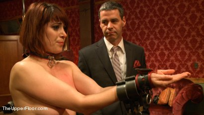 Photo number 7 from Odile's Penance shot for The Upper Floor on Kink.com. Featuring Dylan Ryan and Odile in hardcore BDSM & Fetish porn.