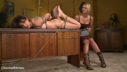 Photo number 6 from Fucking Piece of Meat shot for Chantas Bitches on Kink.com. Featuring Karrlie Dawn and Phoenix Marie in hardcore BDSM & Fetish porn.