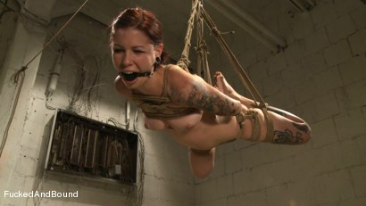 Photo number 7 from Tattooed Trailer Trash shot for  on Kink.com. Featuring Krysta Kaos and Mickey Mod in hardcore BDSM & Fetish porn.