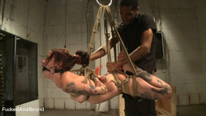 Photo number 10 from Tattooed Trailer Trash shot for  on Kink.com. Featuring Krysta Kaos and Mickey Mod in hardcore BDSM & Fetish porn.
