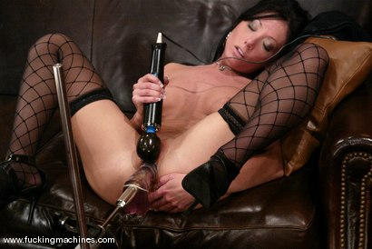 Photo number 9 from Nadia shot for Fucking Machines on Kink.com. Featuring Nadia in hardcore BDSM & Fetish porn.