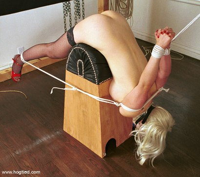 Photo number 6 from Sheena shot for Hogtied on Kink.com. Featuring Sheena in hardcore BDSM & Fetish porn.