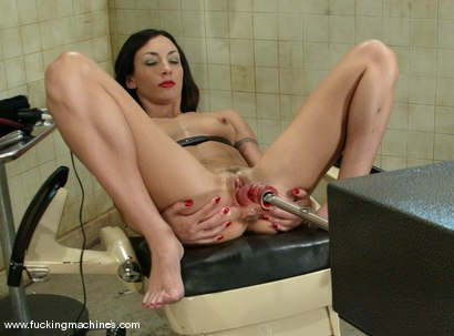 Photo number 7 from Wenona shot for Fucking Machines on Kink.com. Featuring Wenona in hardcore BDSM & Fetish porn.