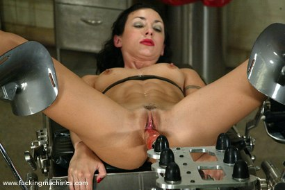Photo number 14 from Wenona shot for Fucking Machines on Kink.com. Featuring Wenona in hardcore BDSM & Fetish porn.