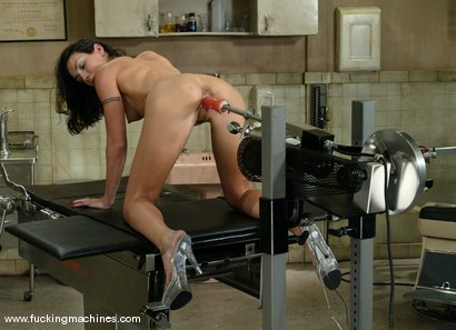 Photo number 2 from Wenona shot for Fucking Machines on Kink.com. Featuring Wenona in hardcore BDSM & Fetish porn.