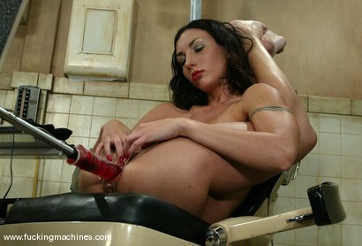 Photo number 9 from Wenona shot for Fucking Machines on Kink.com. Featuring Wenona in hardcore BDSM & Fetish porn.