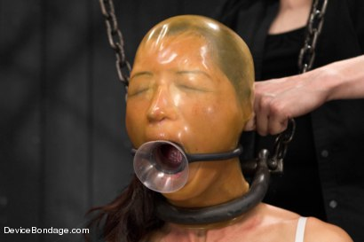 Photo number 1 from Tia Ling - Tormented WHORE shot for Device Bondage on Kink.com. Featuring Tia Ling in hardcore BDSM & Fetish porn.